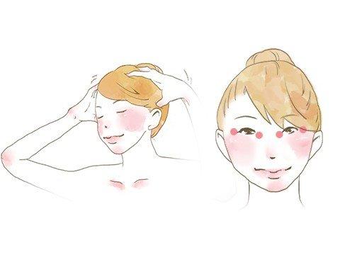 顔のむくみをとるにはリンパマッサージが最適!3