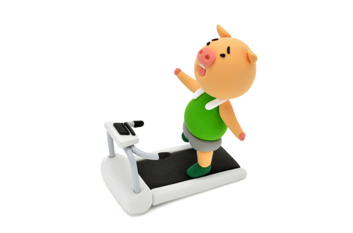 一日の疲れが取れないのは6つのNG習慣4:運動を全くしていない