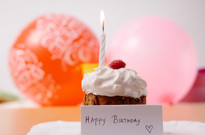 危険なパスワード1.自分の誕生日