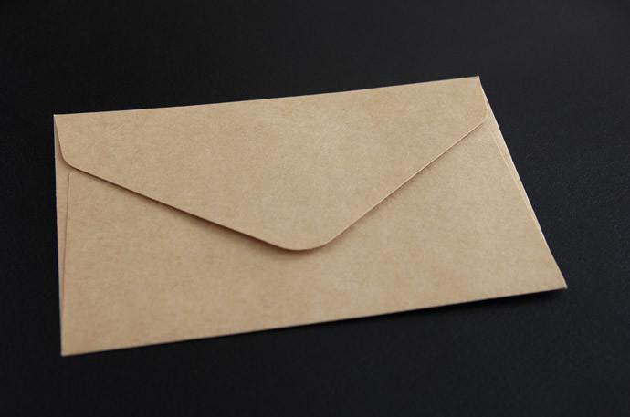 騒音対処法2.ポストに手紙を入れておく