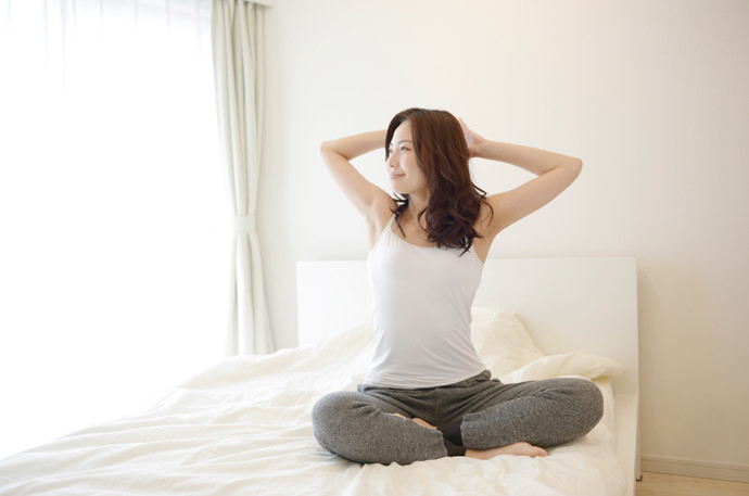二度寝しない方法5.交感神経を刺激する