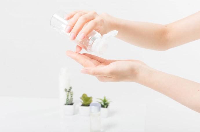 お米のとぎ汁再利用方法(1)化粧水として使用する