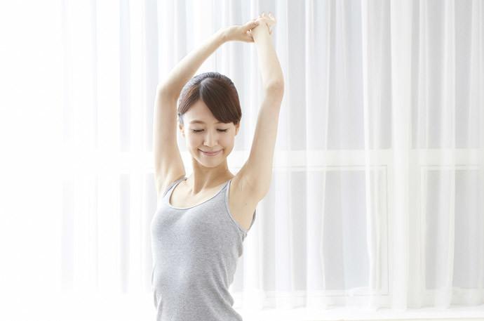 胃もたれの原因と対処法1.代謝を上げる