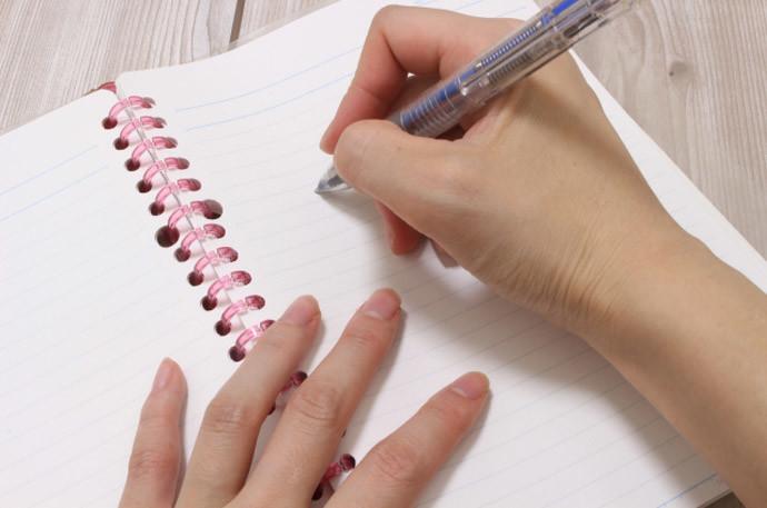 日記を習慣にするメリット1.自分の気持ちを「言葉にする」癖がつく