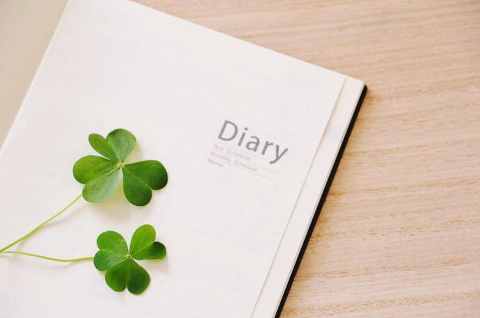 """日記を習慣にすると起こる6つの""""いいこと"""""""