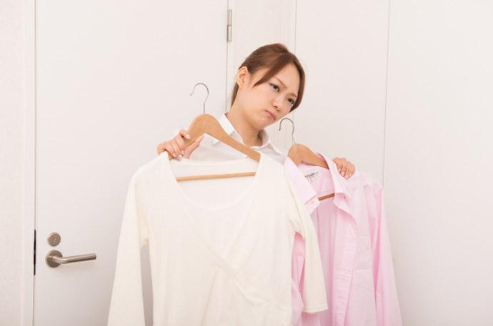 証明写真の撮り方3.洋服選びも重要!