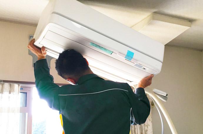 エアコンが壊れたときの直し方と掃除方法4.エアコンが故障している可能性有り