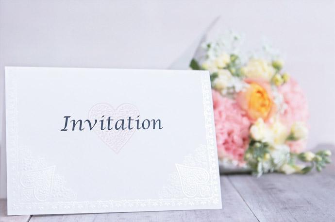 結婚式の招待状書き方|基本のマナー