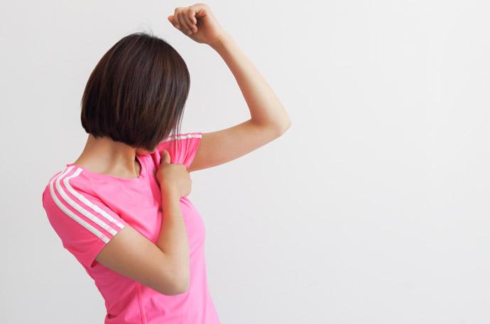 ワキガ体質と非ワキガ体質の脇臭の違い