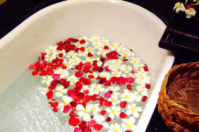 ワキガを抑える4つの生活習慣2.お風呂は湯船につかる
