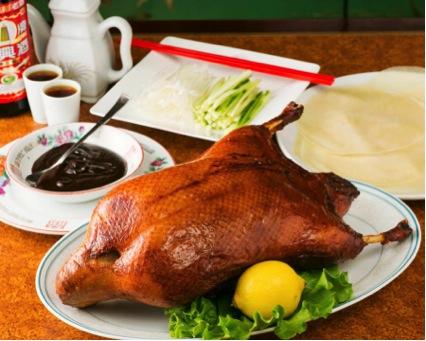 世界の美味しい食べ物ランキング 9位北京ダック/中国