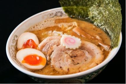 世界の美味しい食べ物ランキング 8位ラーメン/日本
