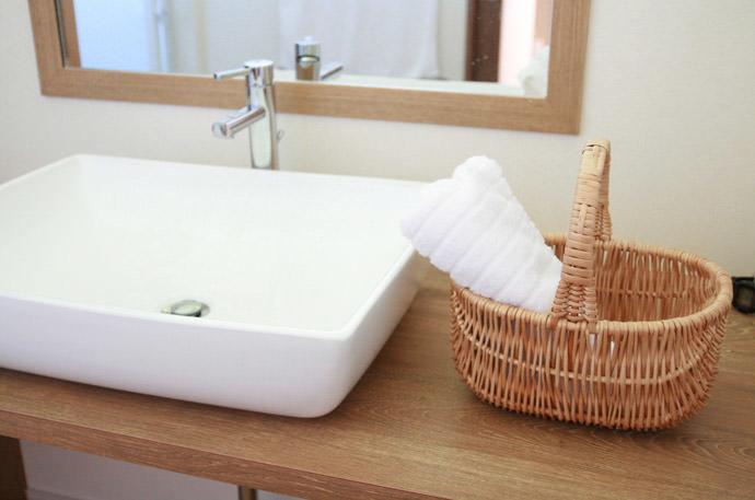 水道の蛇口の汚れを落とし、汚れ予防もできる最も簡単な方法