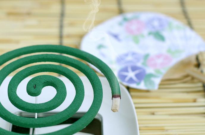 夏の風物詩!蚊取り線香の簡単な消し方5選