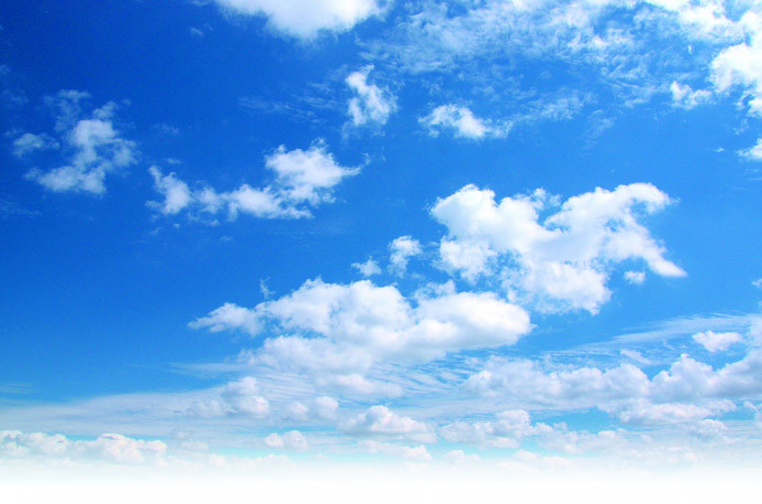 やる気を回復させる方法7.空を眺める