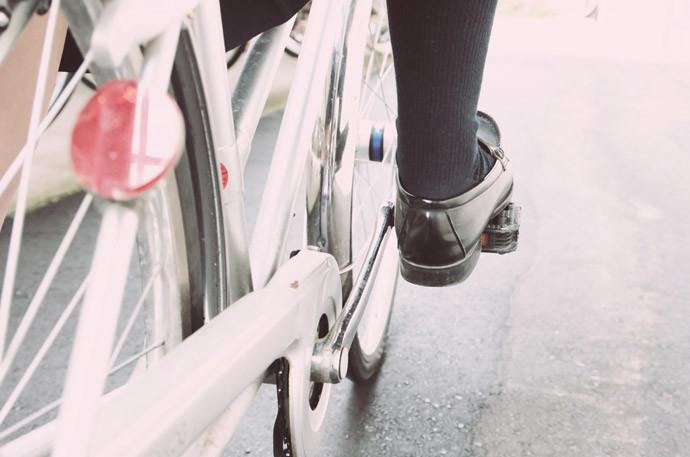【節約術】プチプラ好き必見!100円均一で買える超便利グッズ3.自転車の空気入れ