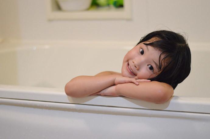 お米のとぎ汁再利用方法(2)入浴剤として使用する