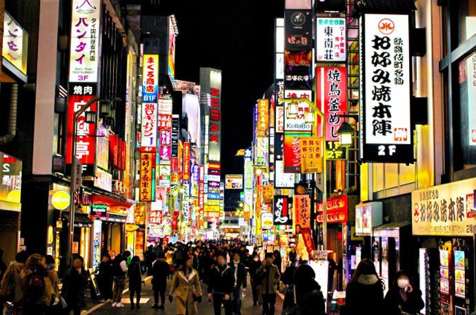 物件を決めるときの注意点(3)商店街や繁華街はNG