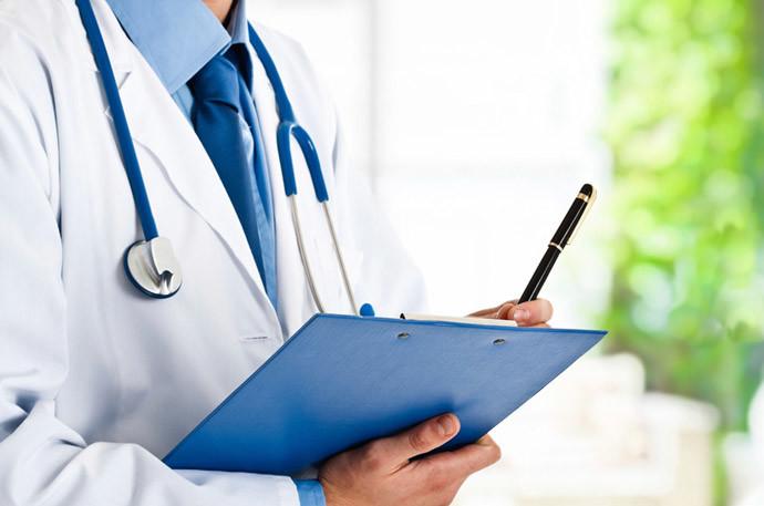 脇汗を抑える方法2.病院