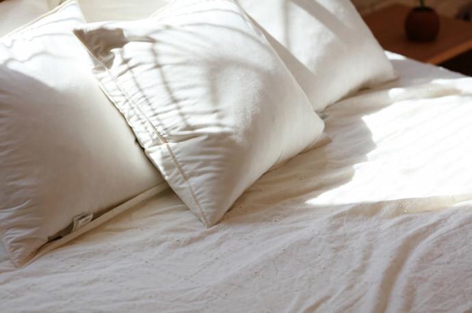 コインランドリーのメリット4.寝具の丸洗いができる
