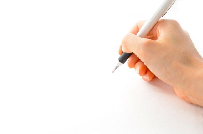 結婚式の招待状の書き方・マナー3.招待状の裏面の書き方