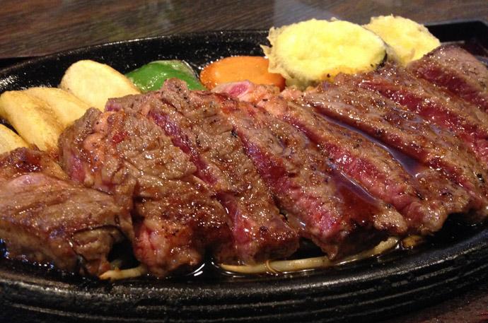 ワキガ・脇臭を強くする食生活2.肉中心の食事