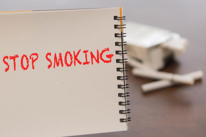 ワキガを改善する生活習慣7.禁煙・禁酒