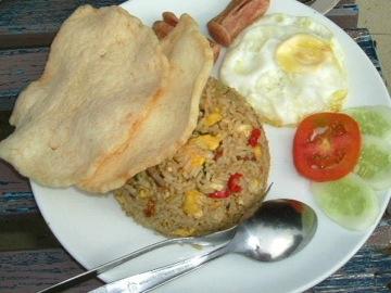 世界の美味しい食べ物ランキング 2位ナシゴレン/インドネシア