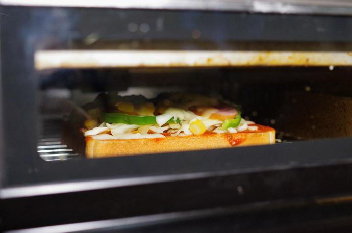 自宅で簡単!隠し味で美味しい「ピザトースト」の作り方1.レシピ