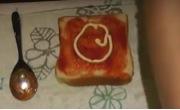 ピザトーストのレシピ3